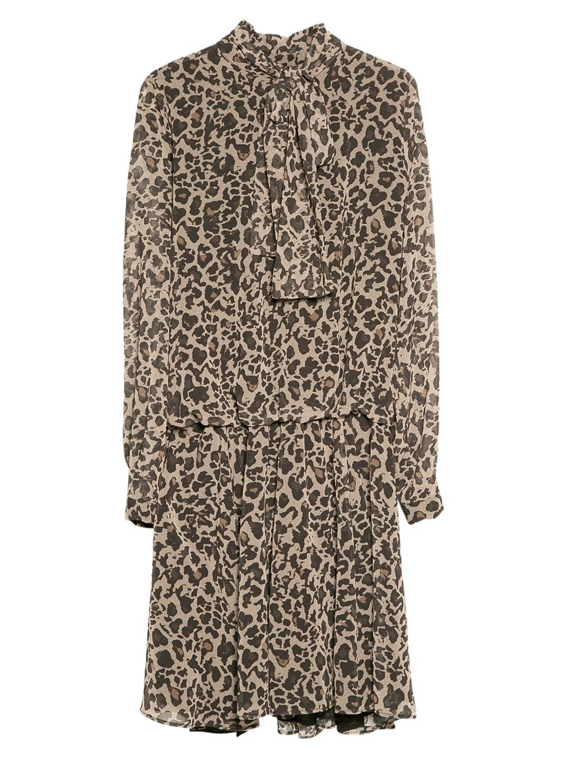 mango leopard print chiffon dress light beige, mango, leopard, print, chiffon, dress, light, beige, clearance, womenswear offers, womens dresses offers, women, inactive womenswear, new reductions, womens dresses, special offers, workwear offers, 1725812