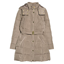 Buy Mango Foldable Feather Down Coat Online at johnlewis.com