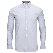 Buy Ted Baker Microb Micro Print Shirt Online at johnlewis.com