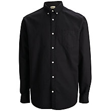 Buy Selected Homme Collect Shirt, Black Online at johnlewis.com