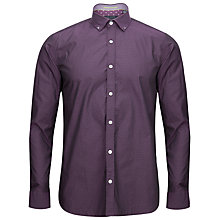 Buy Ted Baker Whosays Dobby Jacquard Shirt Online at johnlewis.com