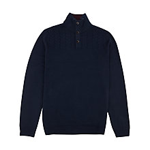 Buy Ted Baker Tipton Funnel Neck Jumper Online at johnlewis.com