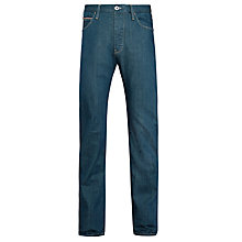 Buy Armani Jeans J21 Straight Jeans Online at johnlewis.com