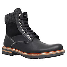 Buy KG by Kurt Geiger New Hampshire Lace Up Boots Online at johnlewis.com