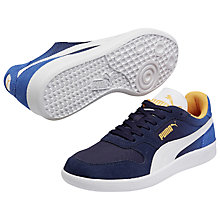 Buy Puma Icra Fade Trainers, Navy Online at johnlewis.com