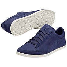 Buy Puma LoPro Catskil Citi Series Nubuck Trainers, Peacoat Online at johnlewis.com