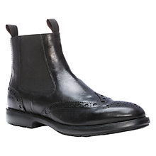 Buy Geox Capoy Leather Chelsea Boots Online at johnlewis.com