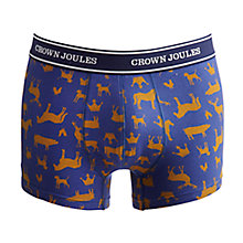 Buy Joules Head of Pack Trunks, Navy Online at johnlewis.com