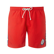 Buy Gant Long Sporty Swim Shorts Online at johnlewis.com