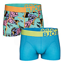Buy Bjorn Borg Crazy Fish Pool, Pack of 2, Blue Online at johnlewis.com