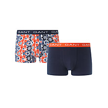 Buy Gant Valentine Trunks, Pack of 2 Online at johnlewis.com