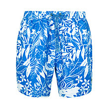 Buy BOSS Piranha Swim Shorts, Blue Online at johnlewis.com