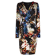 Buy Coast Estra Print Dress, Multi Online at johnlewis.com