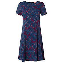 Buy White Stuff Miss You Dress, Irish Blue Online at johnlewis.com