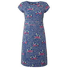 Buy White Stuff Wanderer Dress, Irish Blue Online at johnlewis.com