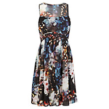 Buy Coast Atiya Printed Dress, Multi Online at johnlewis.com