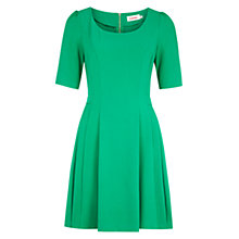 Buy Louche Flared Dress, Green Online at johnlewis.com
