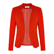 Buy Louche Edge To Edge Jacket, Coral Online at johnlewis.com