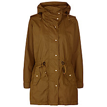 Buy BOSS Orange Parka, Khaki Online at johnlewis.com