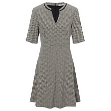 Buy Marella Albi Geo Print Dress Online at johnlewis.com