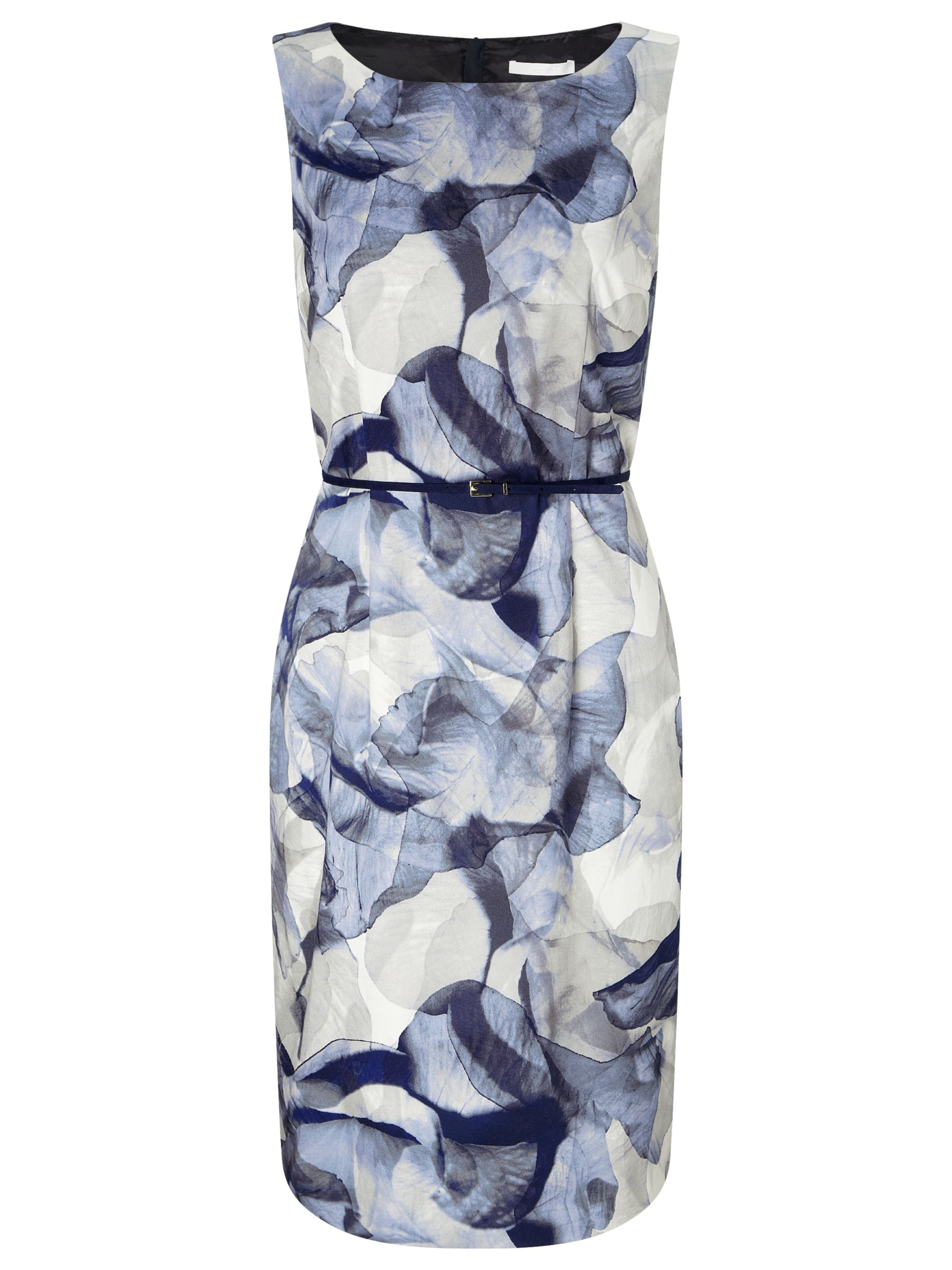 weekend by maxmara foral shift dress grey, weekend, maxmara, foral, shift, dress, grey, boss, 12|14|10|8, women, womens dresses, 1791531