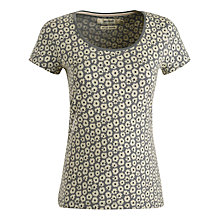 Buy Seasalt Covington Woods Top, Mini Daisy Steel Online at johnlewis.com