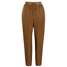 Buy BOSS Orange Simiss2 Capri Trousers Online at johnlewis.com