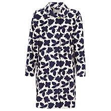 Buy Marella Fervida Floral Coat, Ink Online at johnlewis.com