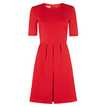 Buy NW3 by Hobbs Holly Dress, Sienna Red Online at johnlewis.com
