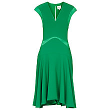 Buy Reiss Hira Embellished Shift Dress, Emerald Online at johnlewis.com