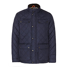 Buy Dockers Four Pocket Quilted Jacket Online at johnlewis.com