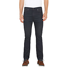 Buy Levi's 510 Reed Skinny Jeans, Dark Charcoal Online at johnlewis.com