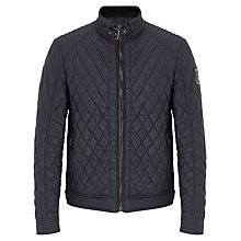 Buy Belstaff Bramley Lightweight Technical Quilted Jacket Online at johnlewis.com