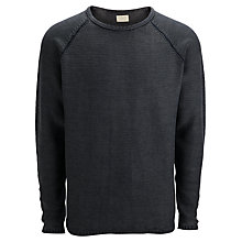 Buy Selected Homme Vince Knitted Crew Neck Jumper Online at johnlewis.com