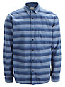 Selected Homme One Indie Striped Shirt, Blue