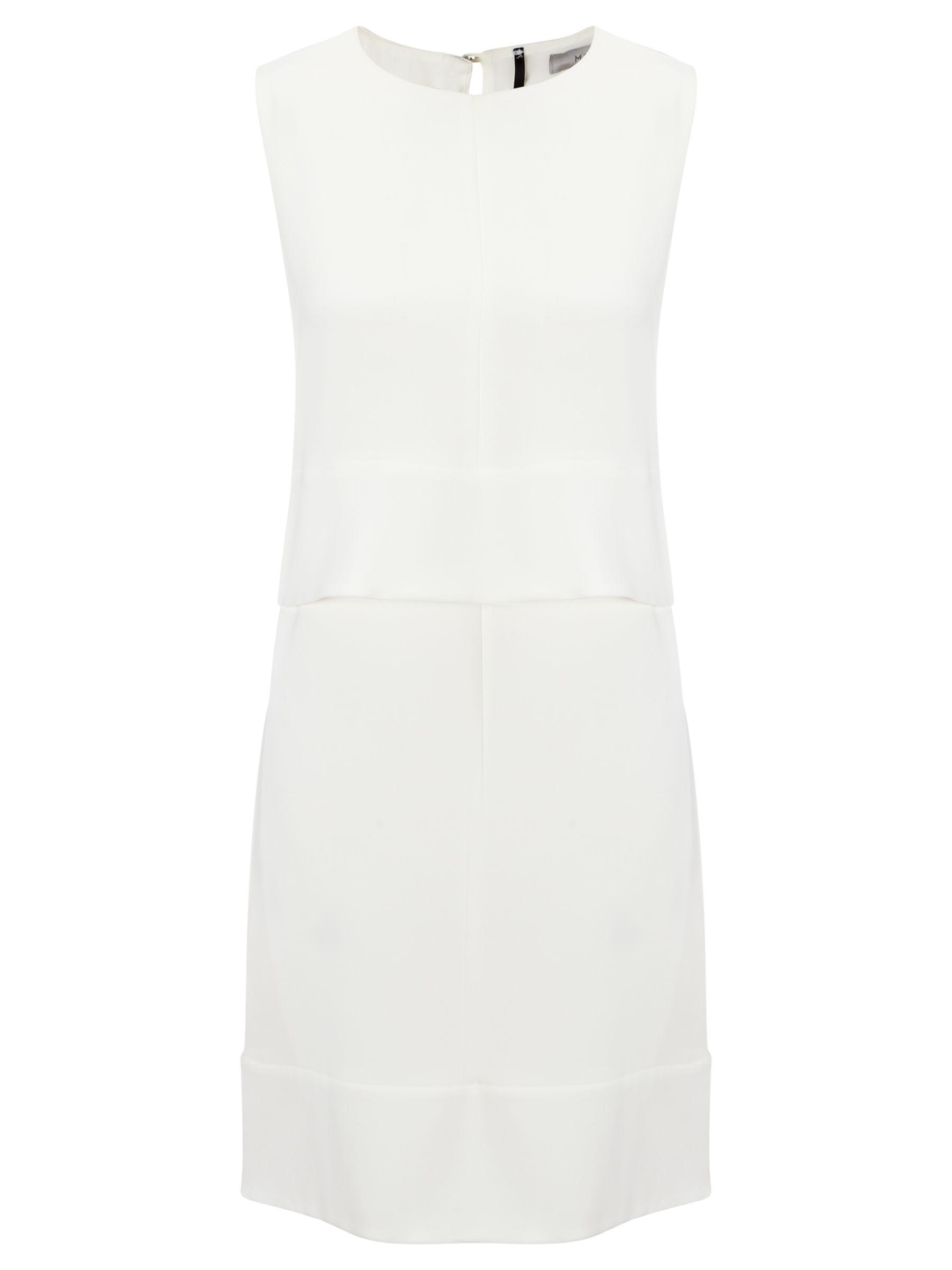 marella crop overlay dress white, marella, crop, overlay, dress, white, 8|16|10|12|14, edition magazine, white out, women, womens dresses, 1757078