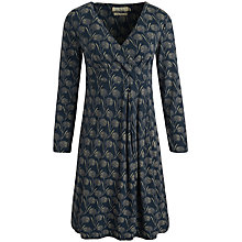 Buy Seasalt Crest Dress, Dandelion Squid Ink Online at johnlewis.com