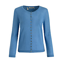 Buy Seasalt Silver Tree Cardigan, Cornish Online at johnlewis.com