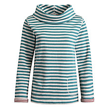 Buy Seasalt Four Winds Reversible Top, Duo Driftwood Online at johnlewis.com