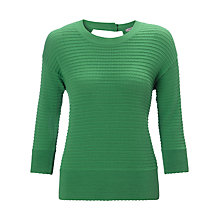 Buy Marella Loris Jumper, Green Online at johnlewis.com