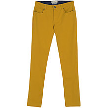 Buy Seasalt Cliff Trousers, Mustard Online at johnlewis.com