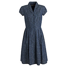 Buy Seasalt Beatrice Dress, Doily Indigo Online at johnlewis.com