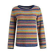 Buy Seasalt Lankelly Jumper, Basket Multi Online at johnlewis.com