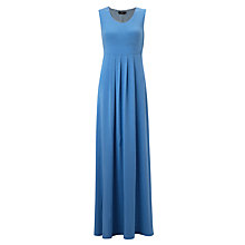 Buy Weekend by MaxMara Jersey Maxi Dress, Cornflower Blue/Navy Online at johnlewis.com