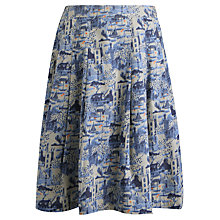 Buy Seasalt Serene Skirt, Fowey View Stone Online at johnlewis.com