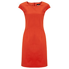 Buy Weekend by MaxMara Panel Shift Dress, Red Online at johnlewis.com