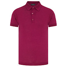 Buy John Smedley Adrian Slim Fit Polo Shirt Online at johnlewis.com