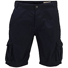 Buy Selected Homme Marc Cargo Shorts, Eclipse Online at johnlewis.com