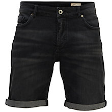 Buy Selected Homme Cash Denim Shorts Online at johnlewis.com