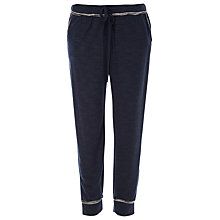 Buy Max Studio Track Trousers, Navy Online at johnlewis.com